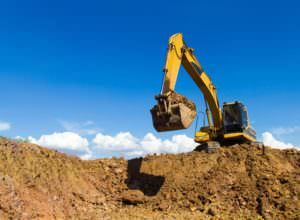 Industrial Backhoe Services in Los Angeles