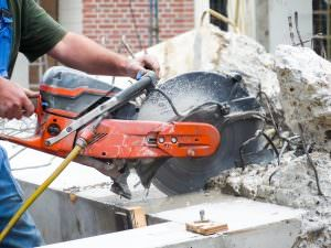 Concrete Cutting Services in Los Angeles