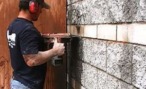Professional Concrete Wall Saw Operator in Los Angeles