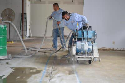 concrete cutting project los angeles