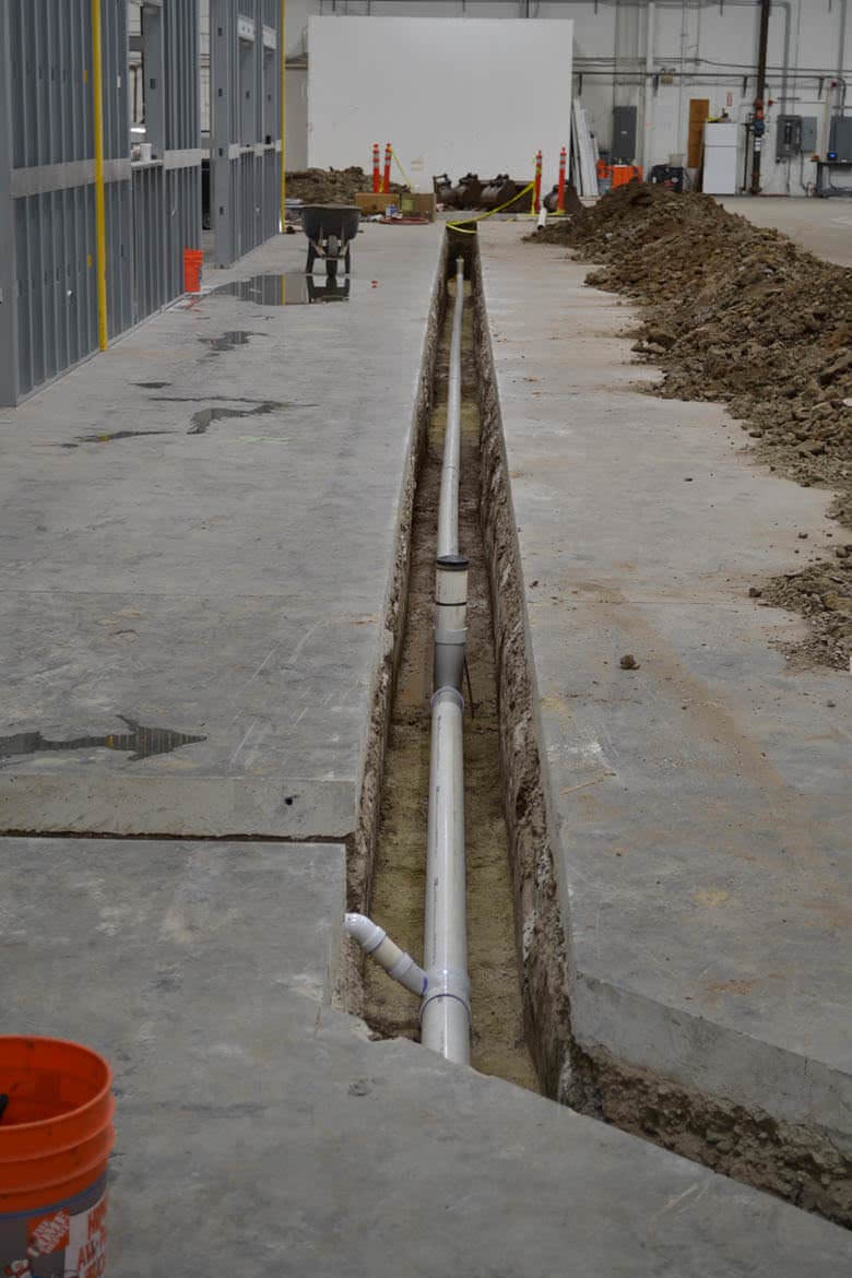 cutting concrete project los angeles