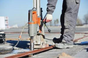 Concrete Core Drilling Services in Burbank, California