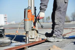 Concrete Core Drilling Services in Baldwin Park, California