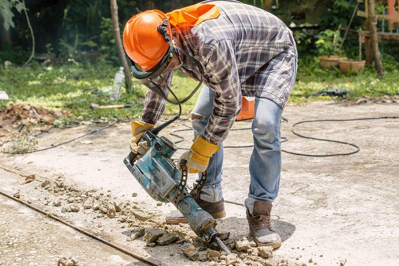 Concrete Demolition Services in Cerritos, California