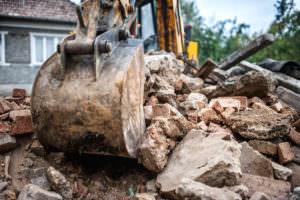commerce concrete backhoe services los angeles