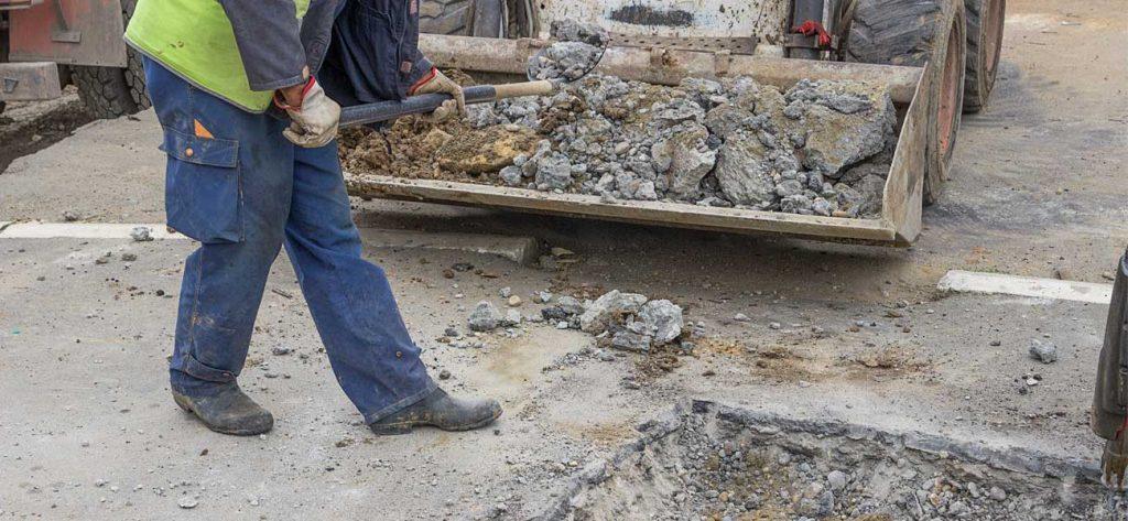 concrete removal los angeles